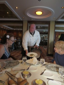 executive chef luncheon